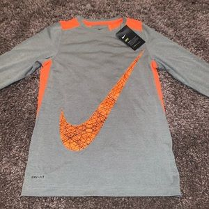 Boy's Nike Pro Athletic Shirt BRAND NEW w/ TAGS!